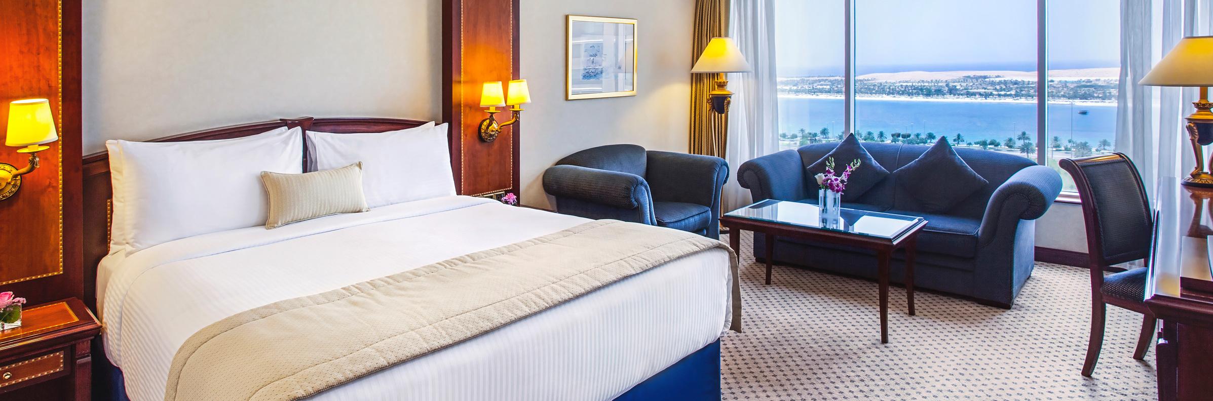 Rooms Suites Corniche Hotel Abu Dhabi
